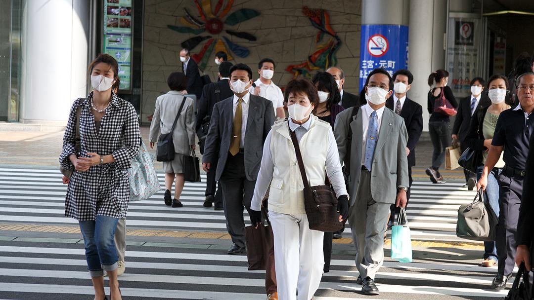 Swine flu Kobe