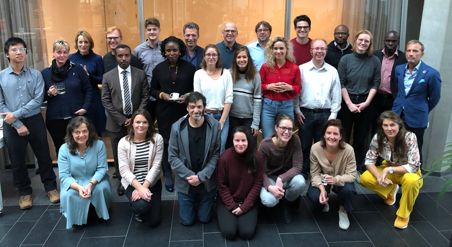 Master classes expand network of students and researchers